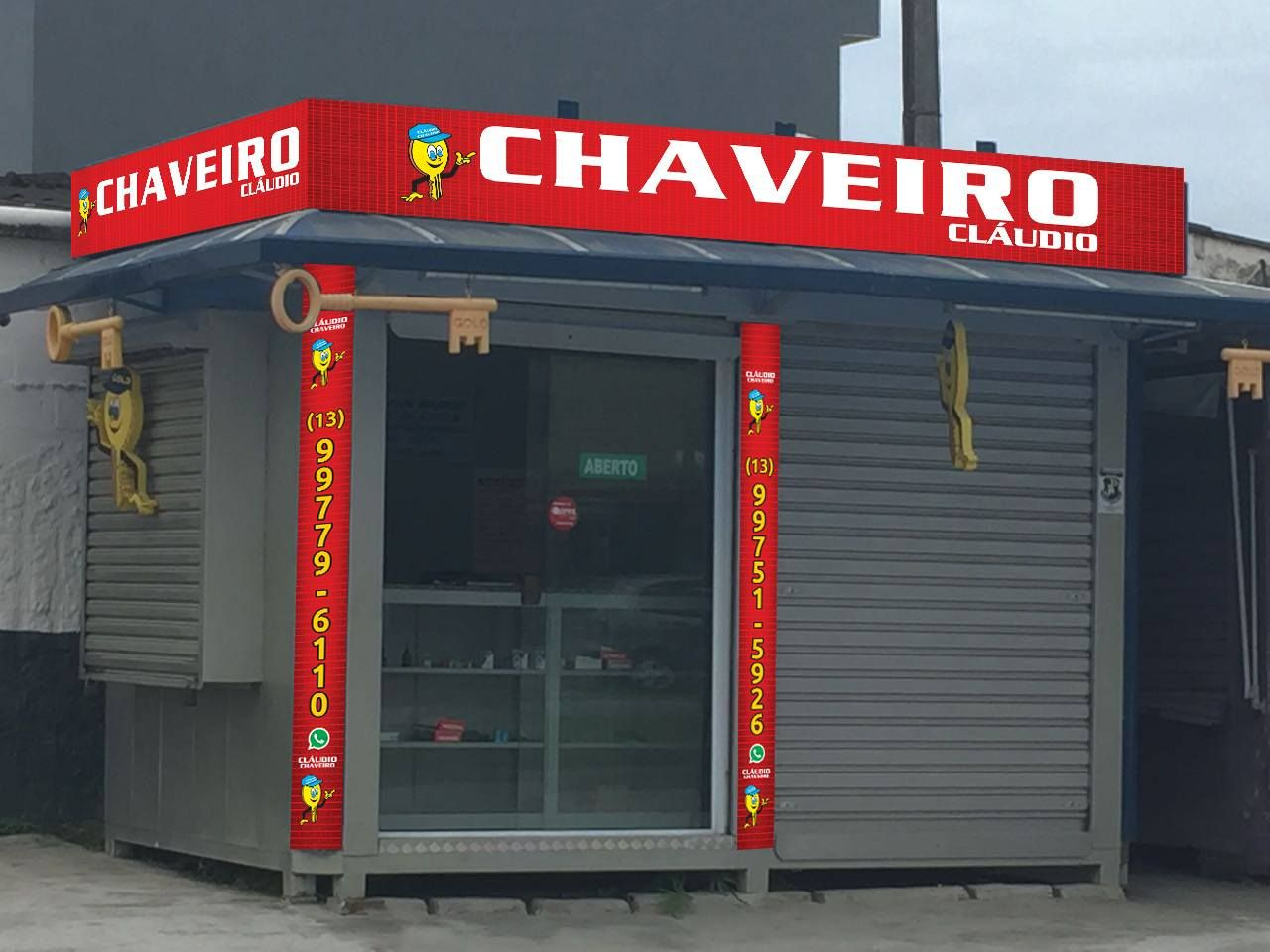 foto Cláudio Chaveiro