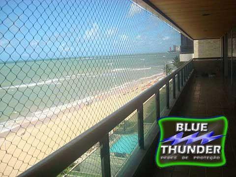 foto Blue Thunder - Redes de Proteção