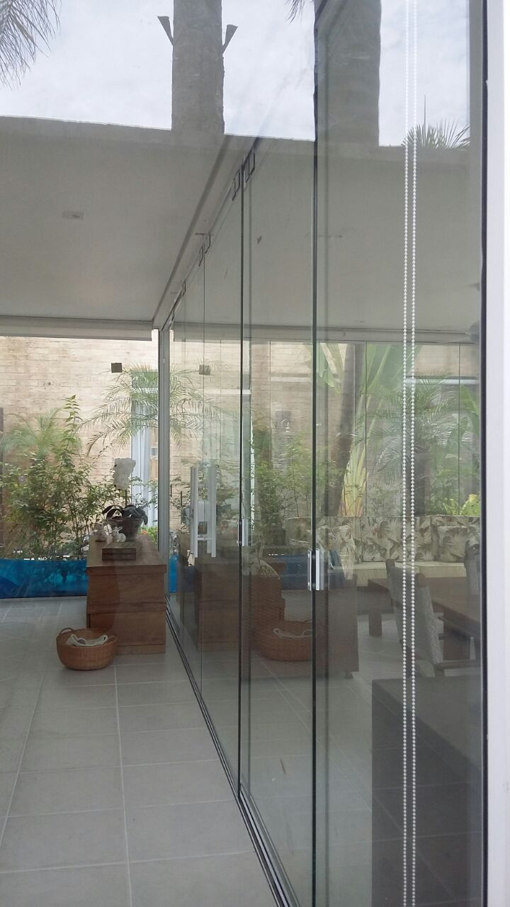 foto Bertesquad Esquadrias e Vidros