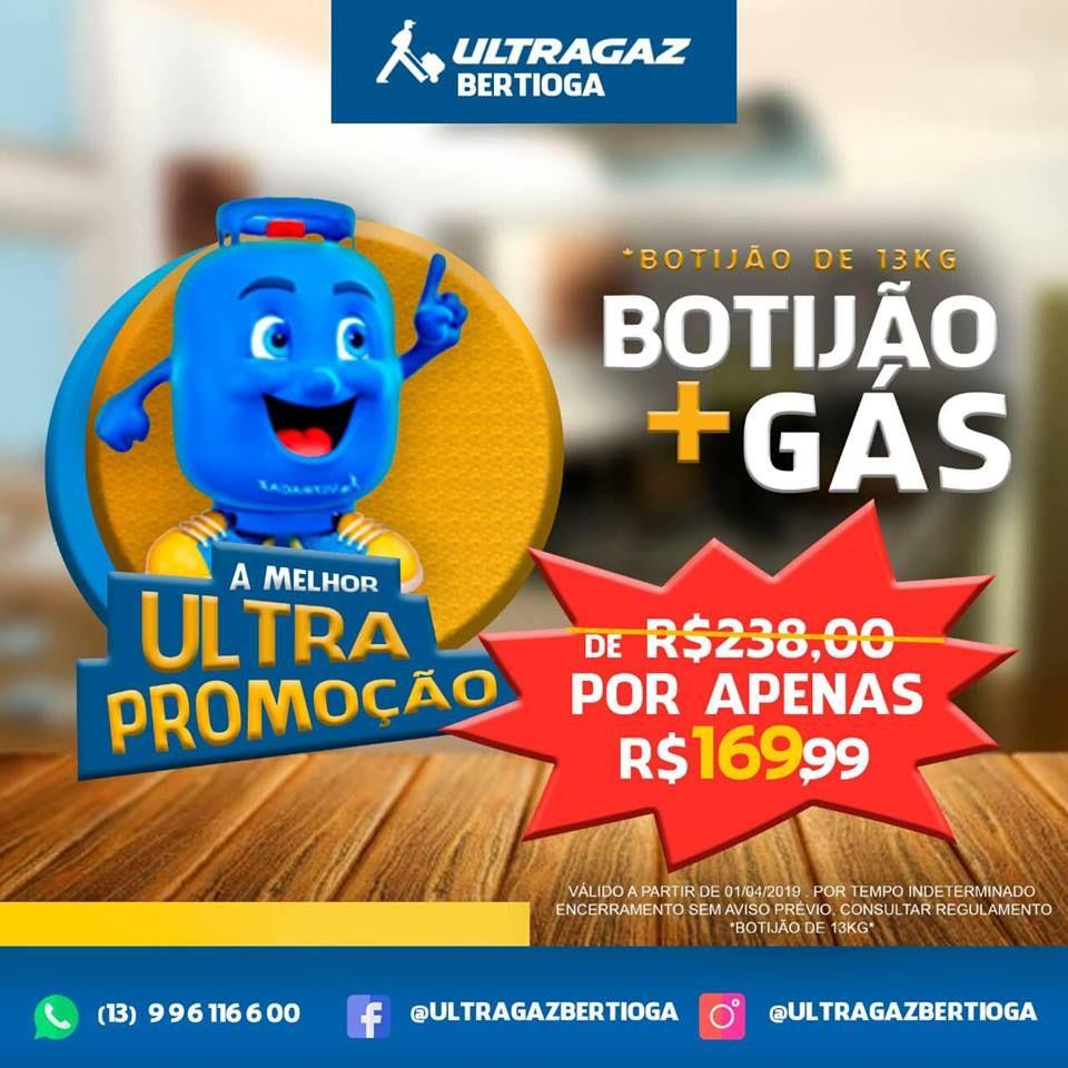 foto Ultragaz