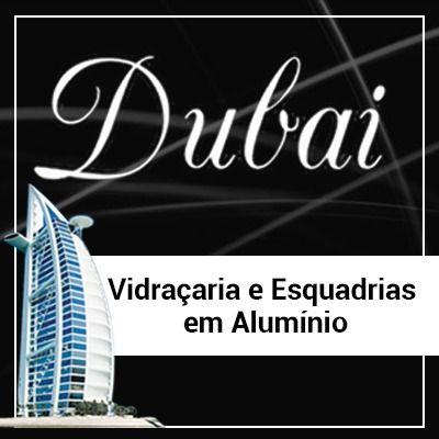 Dubai Vidraçaria em Bertioga