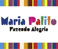 logo Maria Palito Recreação