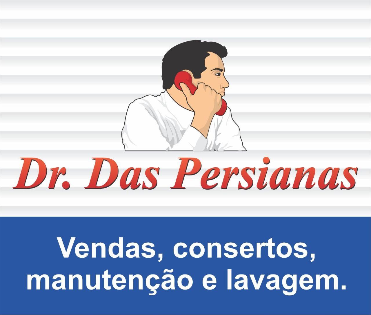 logo Dr das Persianas