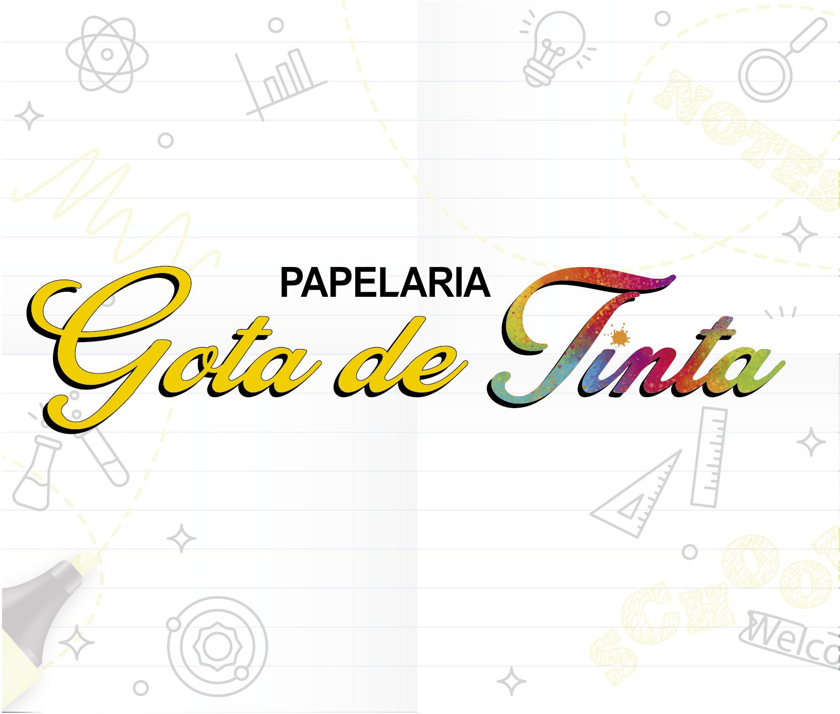 Papelaria Gota de Tinta - PEÇA PELO NOSSO DELIVERY em Bertioga
