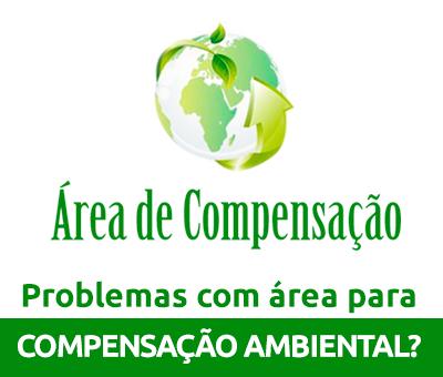 Área Compensação - Licenciamento Ambiental em Bertioga