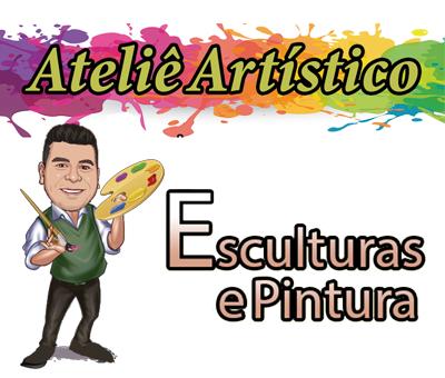 Ateliê Artístico - Claudio Martins  em Bertioga