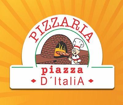 logo Pizzaria D´Itália