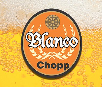 logo Blanco Chopp Center