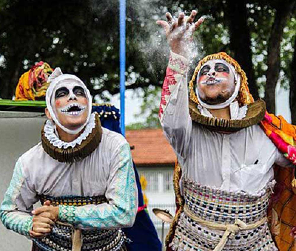 """Parque dos Tupiniquins tem tarde de atividades com o """"Circuito Sesc de Artes"""""""