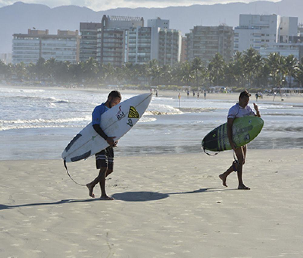 Circuito Municipal Bertioguense de Surf é neste final de semana