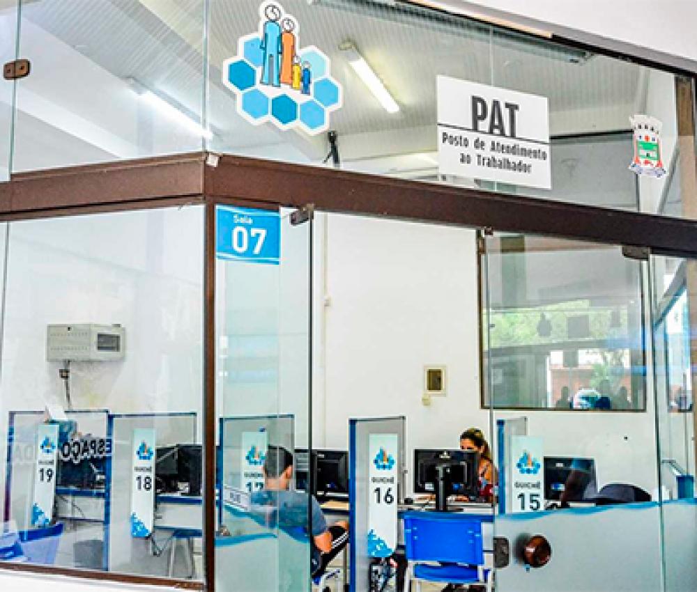 PAT de Bertioga oferece novas 103 vagas de emprego