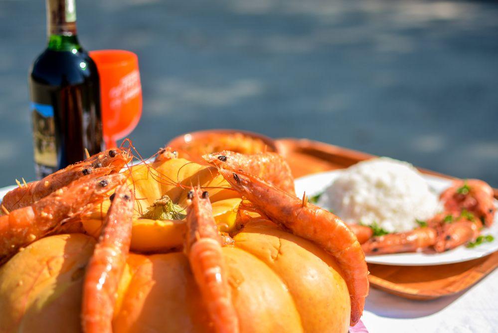 24ª festa do camarão na moranga