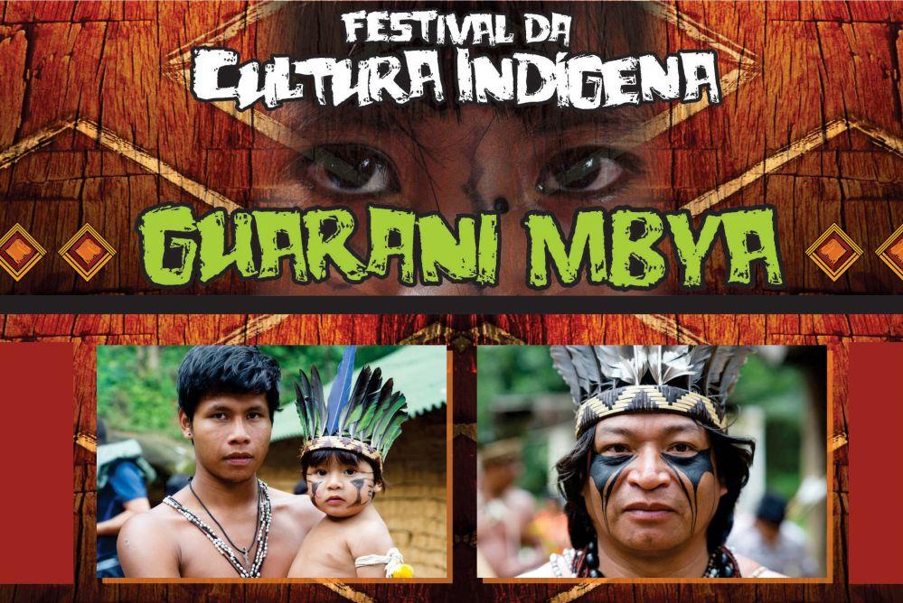 Aldeia Guarani comemora cultura indígena com extensa programação
