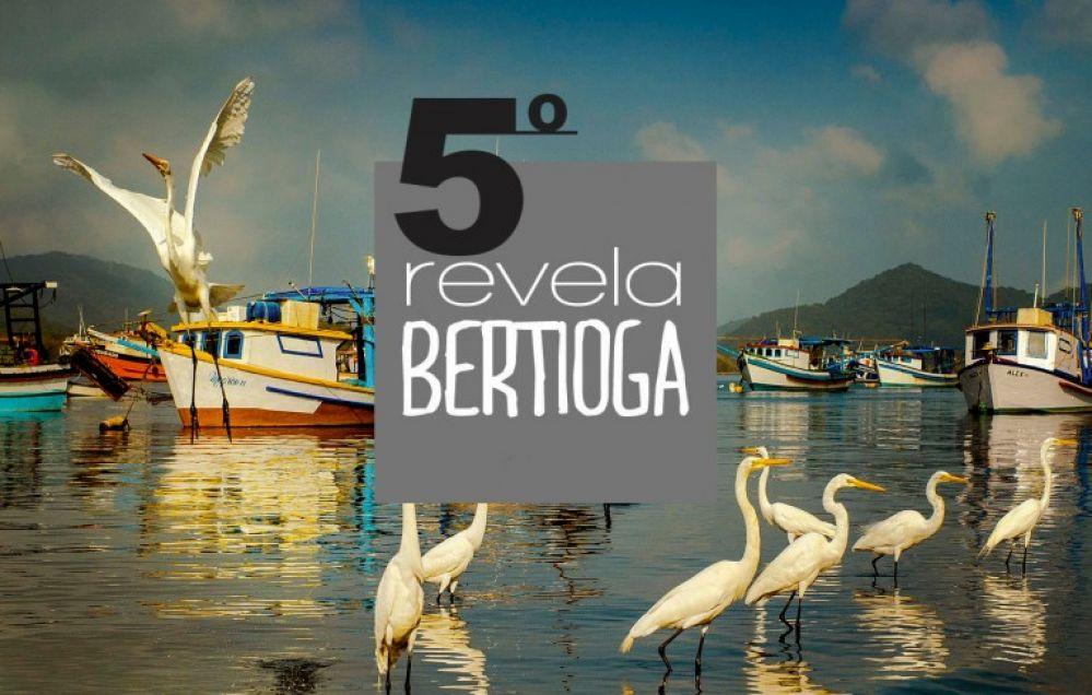 Inscrições para participar do Revela Bertioga terminam na quinta-feira