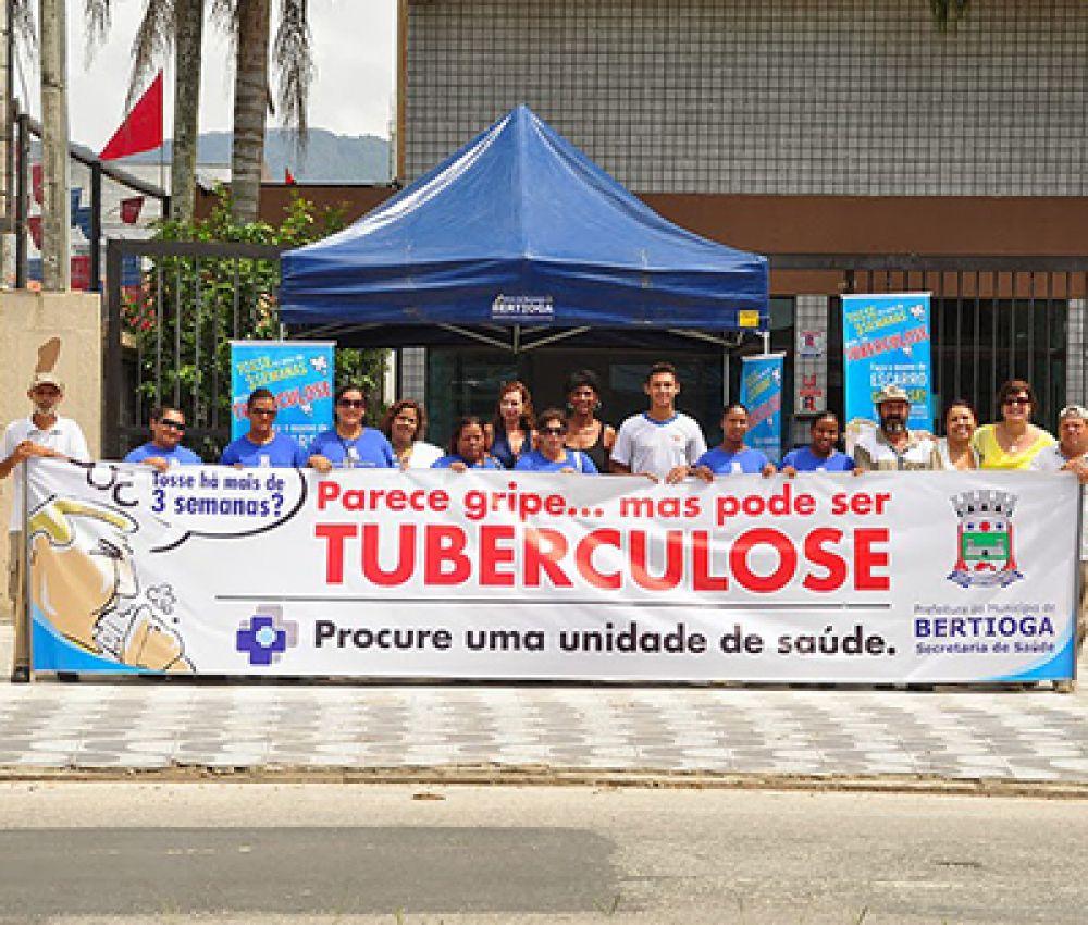 Bertioga busca por pacientes para combater tuberculose