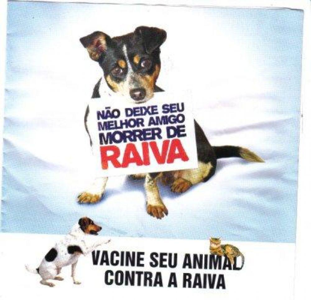 Campanha de Vacinação Antirrábica