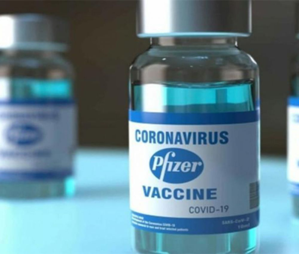Bertioga e Guarujá iniciam aplicação do imunizante Pfizer / BioNTech