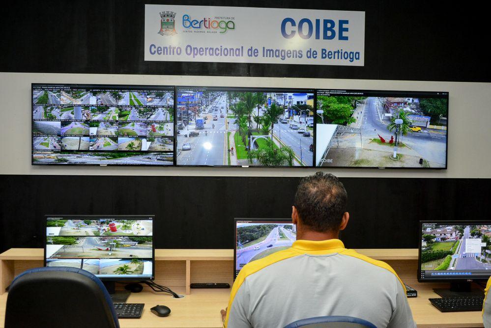 Bertioga inaugura primeiro sistema de monitoramento por câmeras do Município