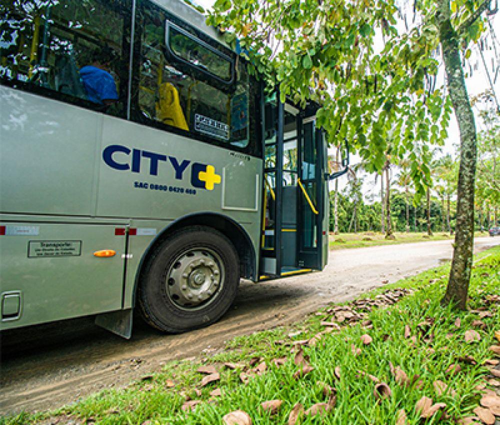 Bertioga passa a contar com novos itinerários no transporte público