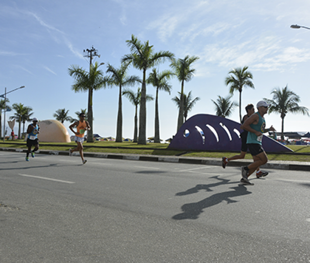 Bertioga sedia ultramaratona inédita na América do Sul