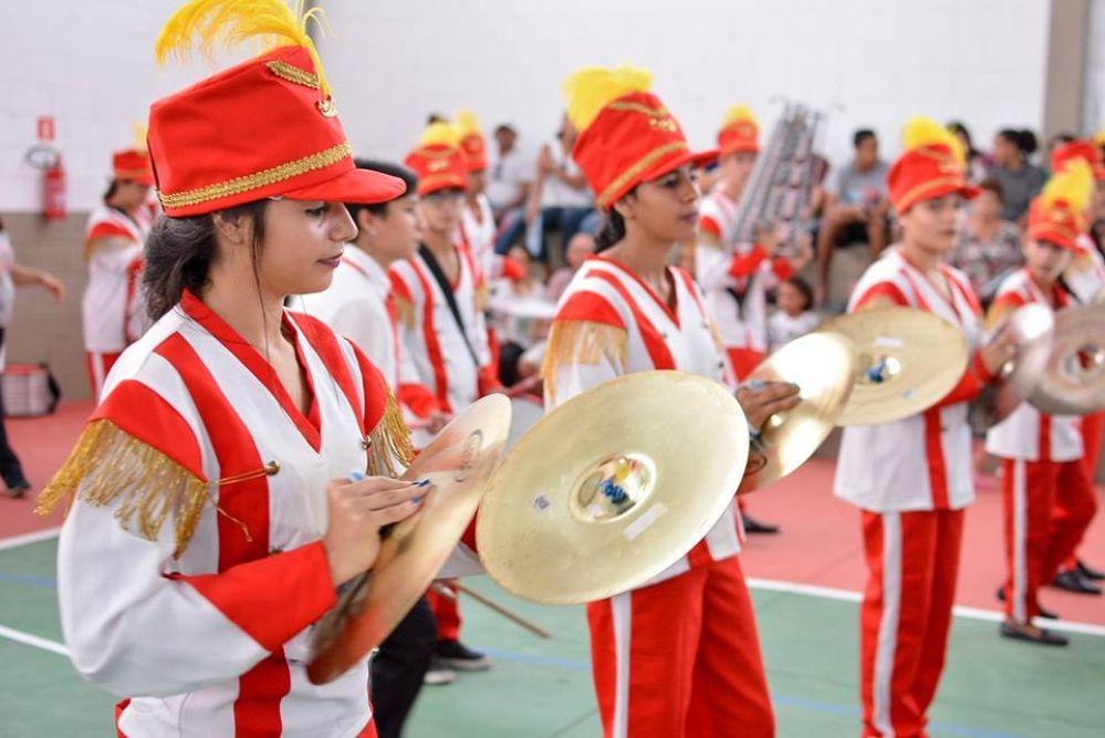 Festival de Bandas e Fanfarras agita Bertioga nesse sábado (15).
