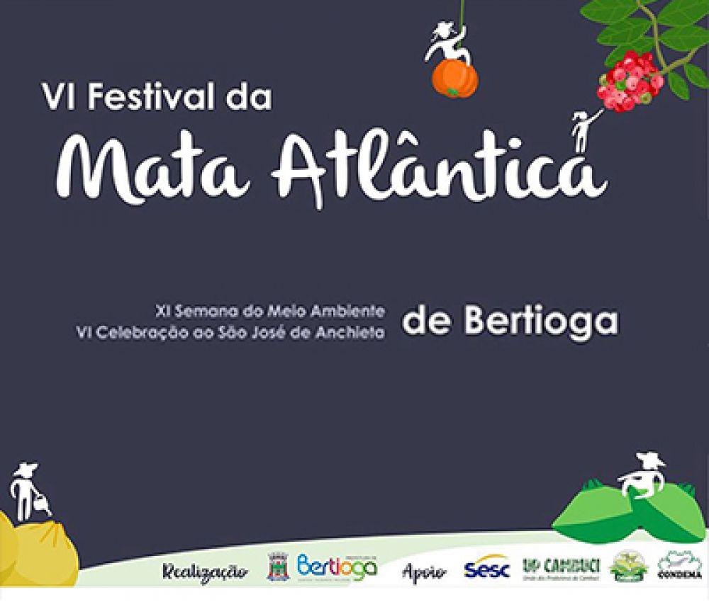 VI Festival da Mata Atlântica de Bertioga