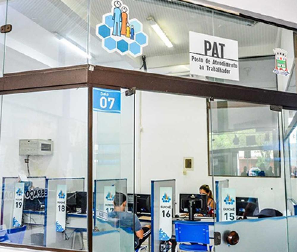 PAT de Bertioga, SP, oferece 40 oportunidades de emprego