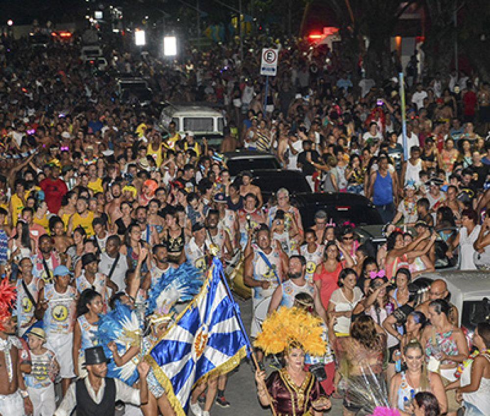 """""""Carnaval é + Família"""" invade Bertioga"""