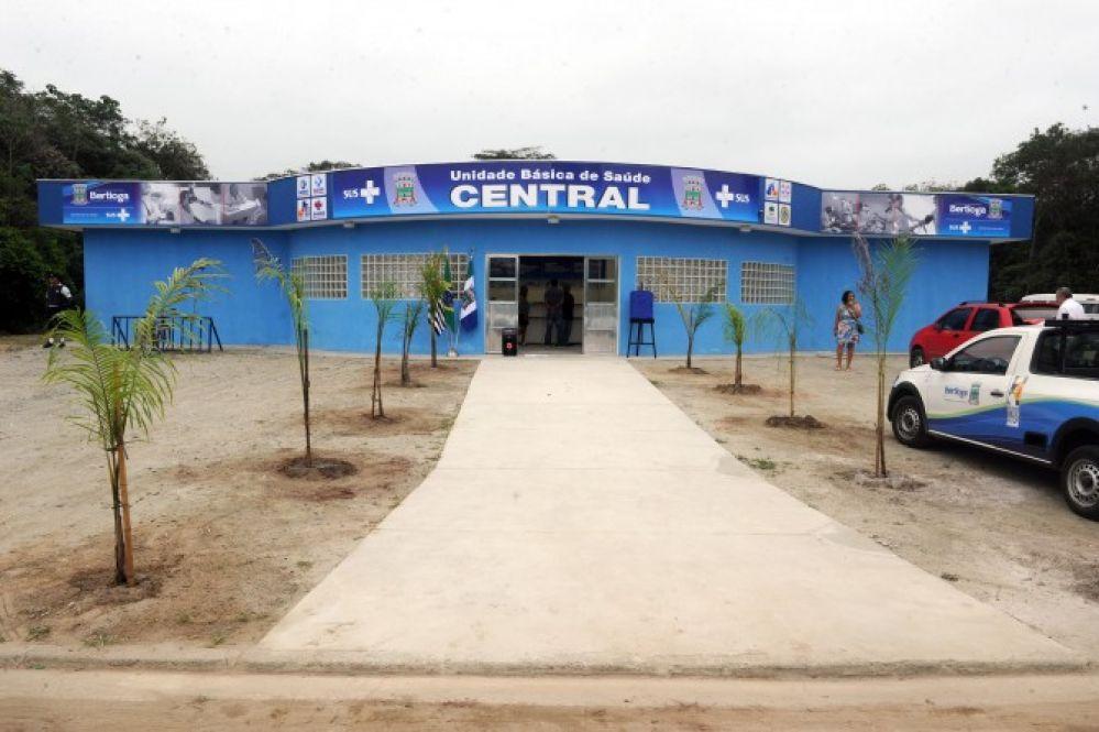 UBS Central é inaugurada em Bertioga, e já atende a população