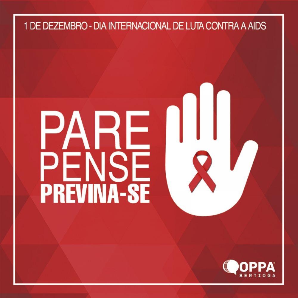 Oppa Bertioga na Luta Contra AIDS