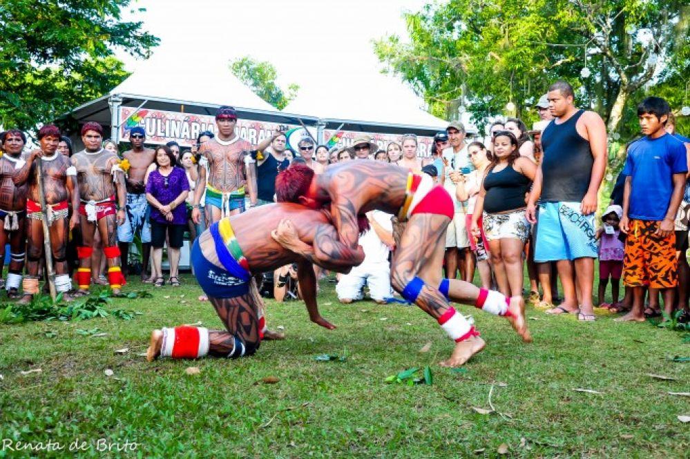 Festival Nacional da Cultura e Esporte Indígena