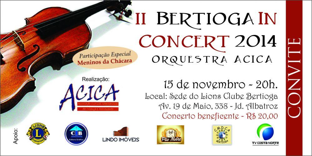 II Bertioga In Concert