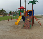 Bertioga ganha novos playgrounds