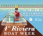 4º Riviera Boat Week está chegando para agitar a Riviera de São Lourenço